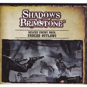 Shadows of Brimstone: Enemy Pack - Undead Outlaws