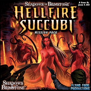 Shadows of Brimstone: Mission Pack - Hellfire Succubi