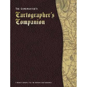 Gamemaster's Journal: Cartographer's Companion (BOOK)