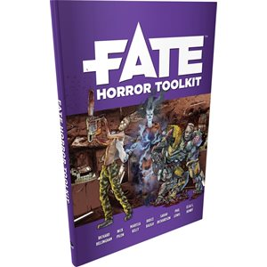 Fate Core: Horror Toolkit (BOOK) ^ May 21