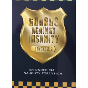 Guards Against Insanity Edition 2 (no amazon sales)