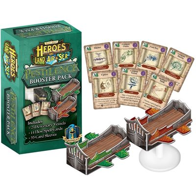 Heroes of Land Air and Sea - Expansion Mercenary 3 (no amazon sales) ^ April 1 2019