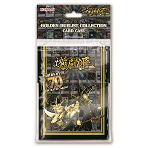 Deck Box: Yugioh: Golden Duelist Collection ^ Feb 15, 2019