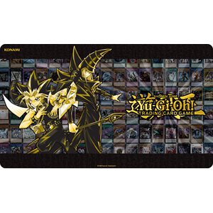 Playmat: Yugioh: Golden Duelist Collection