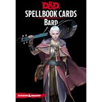 Dungeons & Dragons: Spellbook Cards Bard