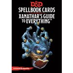 Dungeons & Dragons: Spellbook Cards Xanathar's Guide
