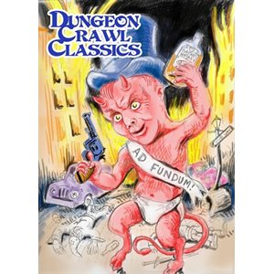 Dungeon Crawl Classics: Holiday Module: New Year's Evil (BOOK)
