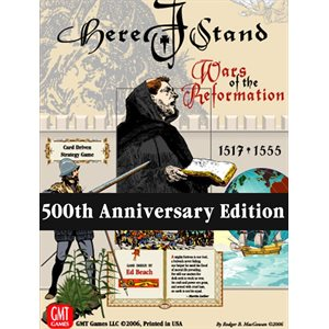 Here I Stand: 500th Year Anniversay Edition