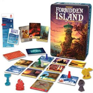 Forbidden Island (Tin Box)