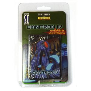 Sentinels of the Multiverse: Omnitron-IV (No Amazon Sales)