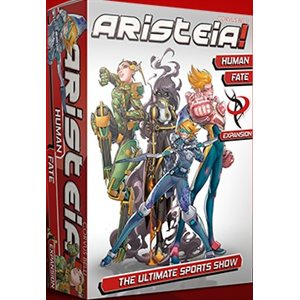 Aristeia! Expansion set - Human Fate  ^ Sep 2018 release