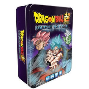 Dragon Ball Z: Heroic Battle ^ Nov