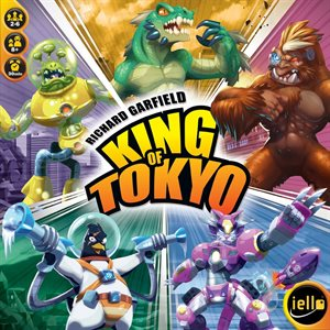 King Of Tokyo 2nd ed