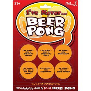 I'Ve Never Beer Pong
