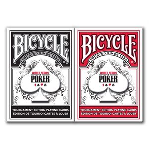Bicycle Deck World Series Of Poker