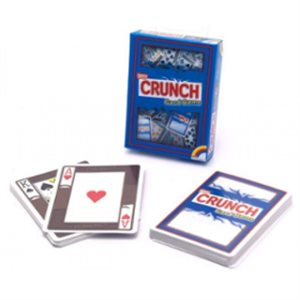 Nestle Crunch Playing Cards