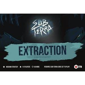 Sub Terra: Extraction Expansion