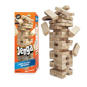 Jenga Giant Genuine Hardwood