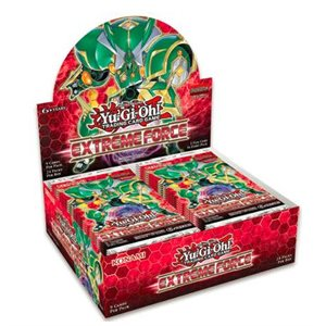 Yugioh: Extreme Force Booster