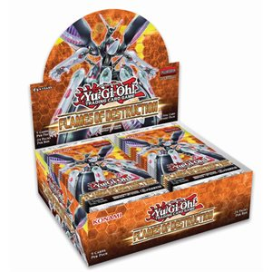 Yugioh: Flames of Destruction Booster