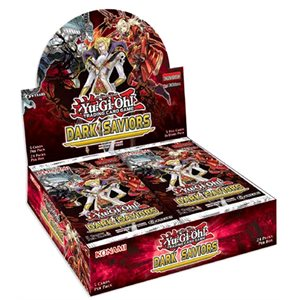 Yugioh Dark Saviors Booster ^ May 25