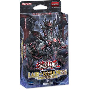 Yugioh Structure Deck: Lair of Darkness ^ Apr 20