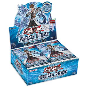 Yugioh: Legendary Duelists - White Dragon Abyss