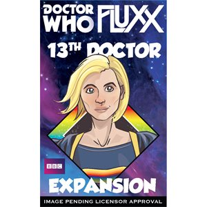 13th Doctor (Doctor Who Fluxx Expansion) (no amazon sales) ^ August 1 2019