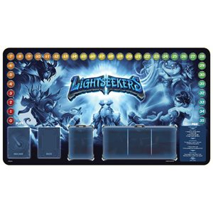 Lightseekers Playmat: Blue Burst