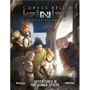 Infinity: RPG Adventures in the Human Sphere (BOOK)