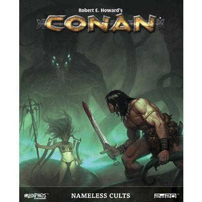 Conan RPG: Nameless Cults (BOOK) ^ Apr 2019