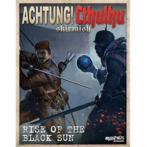 Achtung! Cthulhu Skirmish Game Rules (BOOK)