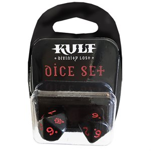 Kult: Divinity Lost Dice Set ^ May 2019