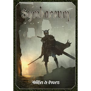 Symbaroum RPG: Abilities & Powers (BOOK)