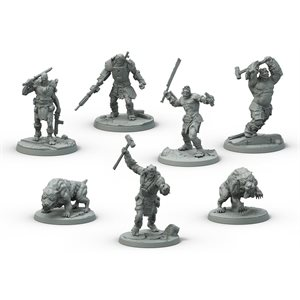 Fallout: Wasteland Warfare: Super Mutants Core ^ May