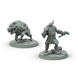 Fallout: Wasteland Warfare: Super Mutants Hammer ^ June