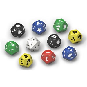 Fallout: Wasteland Warfare: Dice Set ^ May