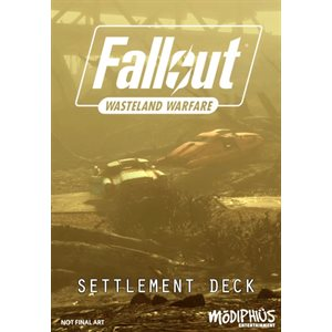 Fallout: Wasteland Warfare: Settlement Deck ^ May