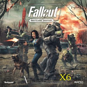 Fallout: Wasteland Warfare: Preorder Bundle No.1 ^ May