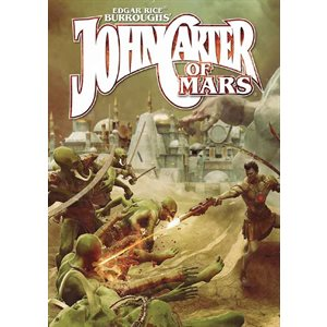 John Carter of Mars: Adventures on the Dying World of Barsoom (HC) (BOOK) ^ Mar 2019