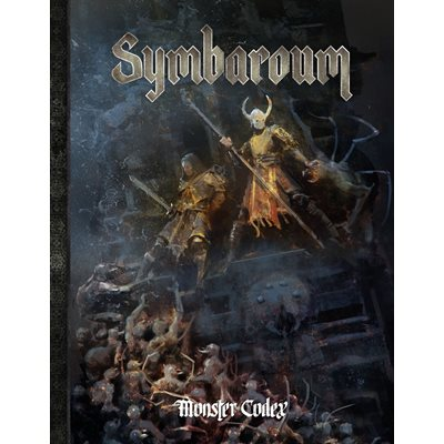 Symbaroum: Monster Codex (BOOK) ^ Mar 2019