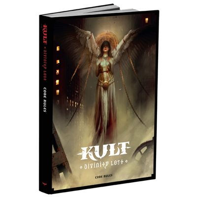 Kult: Divinity Lost 4th Edition Core Rule (BOOK) ^ Mar 2019