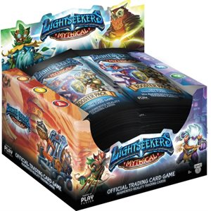 Lightseekers: Mythical Booster Wave 2