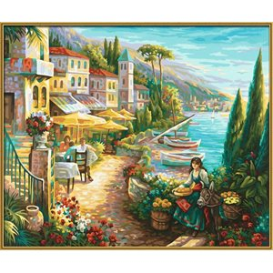 Paint by Numbers: Bella Italia