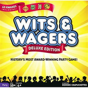 Wits & Wagers Deluxe (No Amazon Sales)