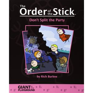 Order of the Stick: Don'T Split The Party (BOOK)