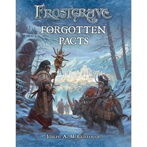 Frostgrave: Forgotten Pacts (BOOK)