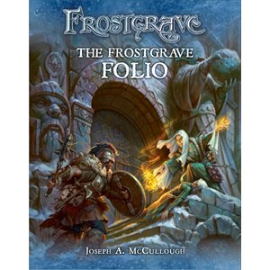 Frostgrave: The Frostgrave Folio (BOOK)