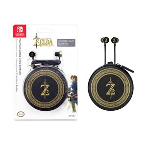 Nintendo Switch Permium Chat Earbuds