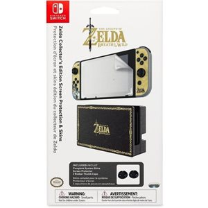 Nintendo Switch Zelda Collector's Edition Screen Protector